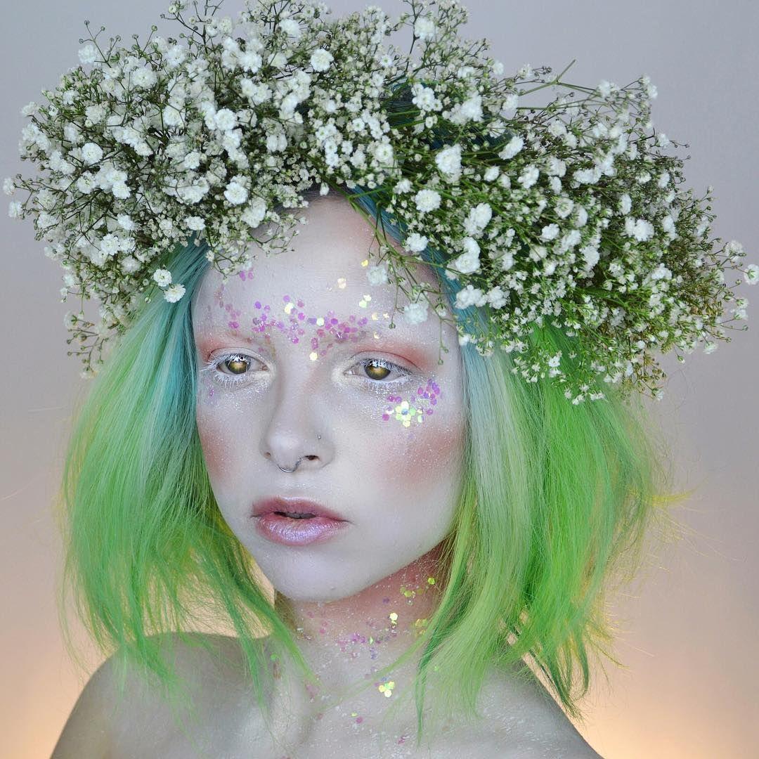 Maquillaje de hada 1