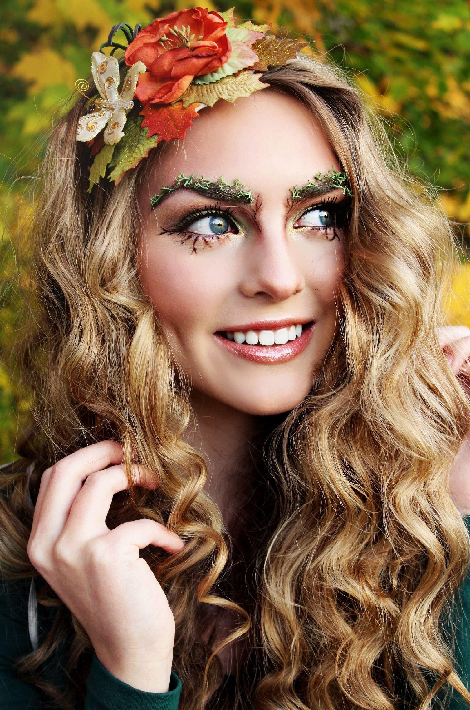Maquillaje de hada 5