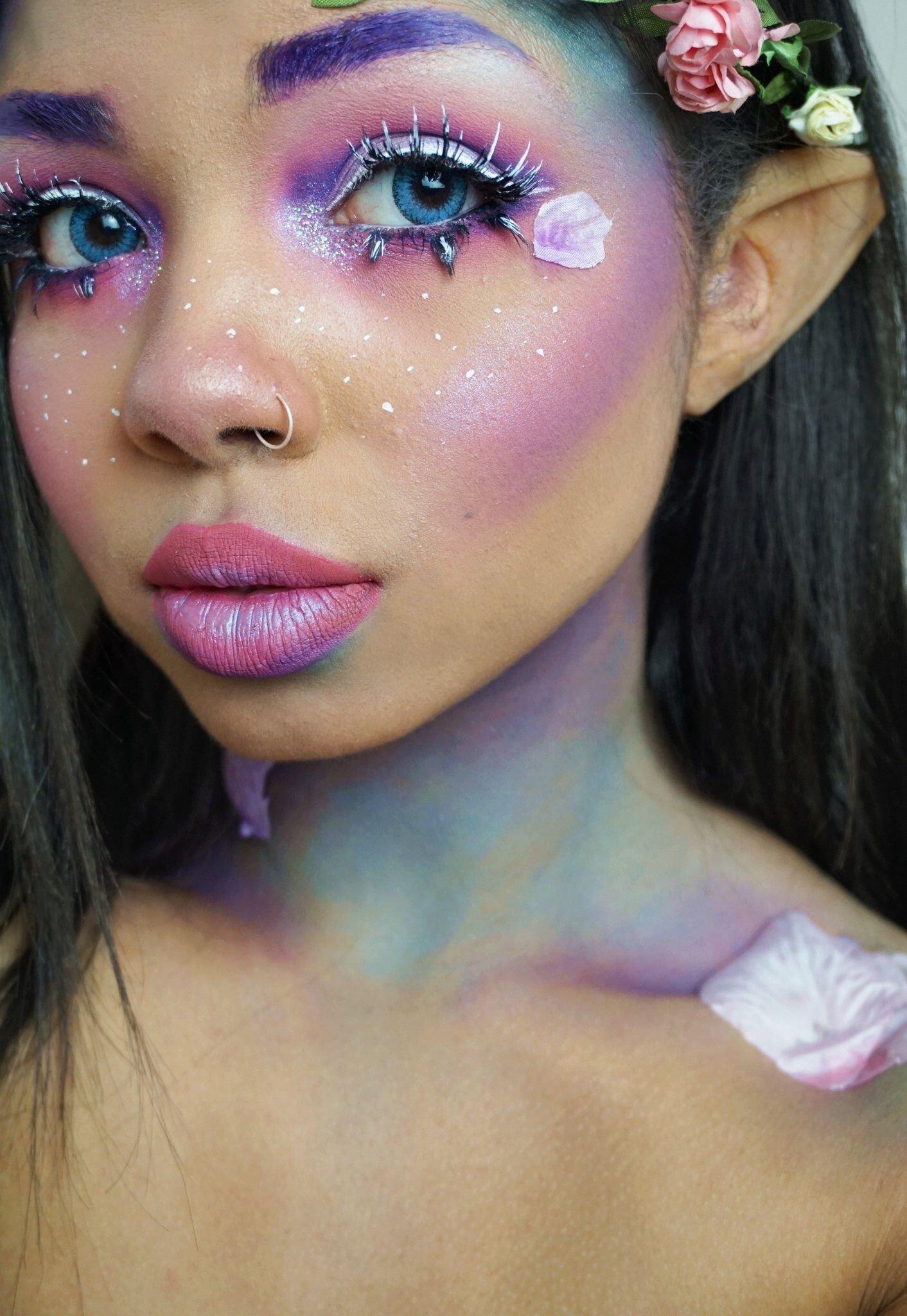 Maquillaje de hada 6