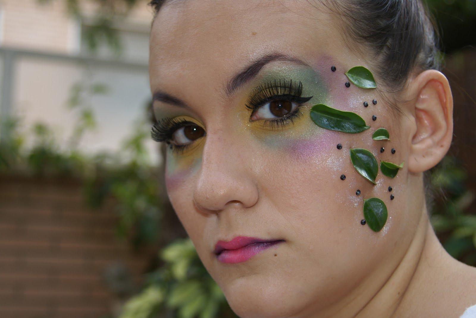 Maquillaje de hada 7