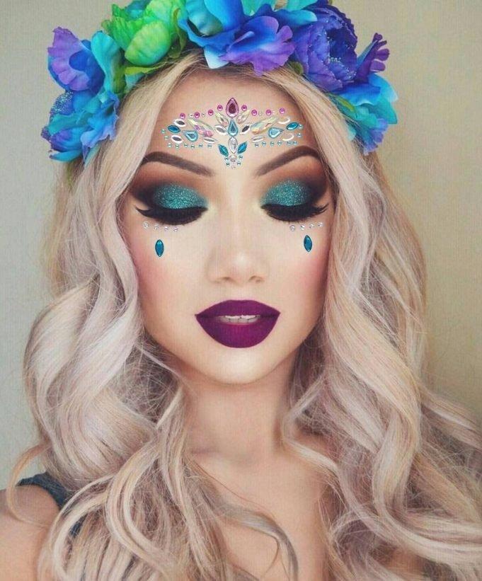 Maquillaje de hada 8