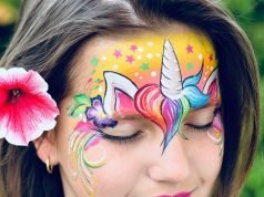 Maquillaje de unicornio 0