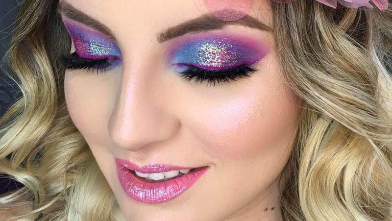 Maquillaje de unicornio 3