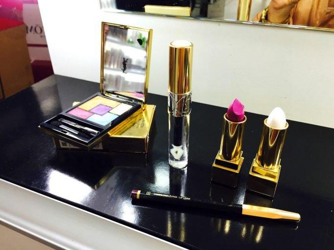 YSL maquillaje 3